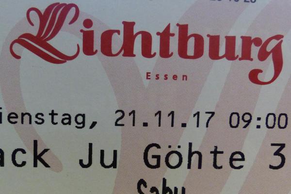 Großes Kino in der Lichtburg